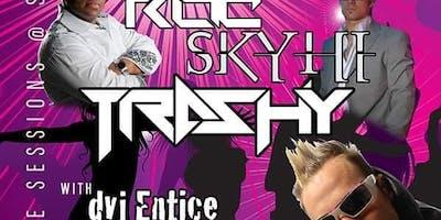 Dj Trashy, Skyhi, Doc Roc, & Entice - Birthday Bash