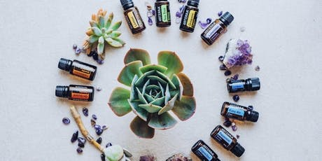 Natures Solutions with essential oils tickets
