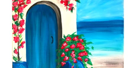 'The Greek House' Sip & Paint Workshop tickets