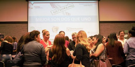 Mujeres Empresarias  y Emprendedoras  Networking  y Finanzas  para negocios tickets