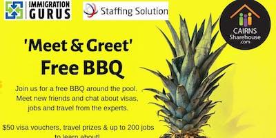 Meet & Greet Free BBQ