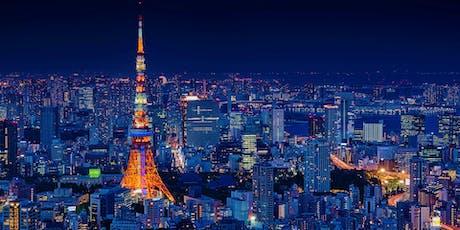 Tokyo Code Crunch tickets
