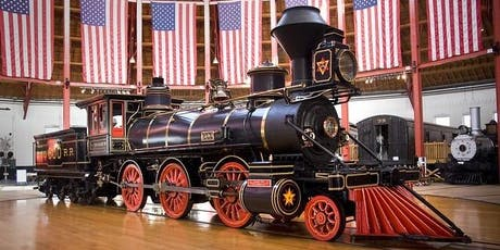 B&O Railroad FREE Admission During Smithsonian Museum Day - A $20.00 Savings! tickets