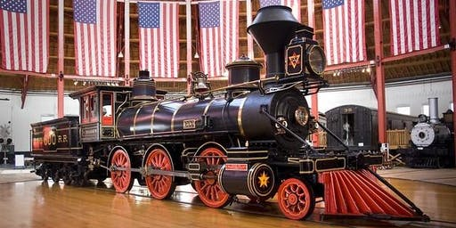 B&O Railroad FREE Admission During Smithsonian Museum Day - A $20.00 Savings!