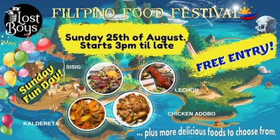 Filipino Food Festival