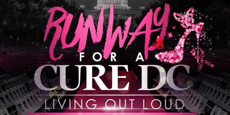 3rd Annual Runway For A Cure DC - ALL MEDIA ACCESS FOR MODELS tickets