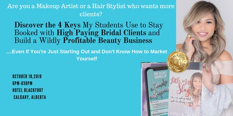 Are you a Makeup/Hair Artist Who Wants More Clients? tickets
