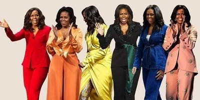 WHAT WOULD MICHELLE WEAR / EATS BEATS & JAZZ SPECIAL NIGHT #WHATWOULDMICHELLEWEAR