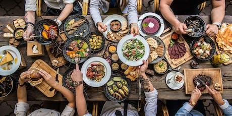 Ottolenghi Inspired Cooking-BONUS JAR OF ROSE HARISSA tickets
