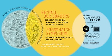 Beyond Our Borders Workshop and CrossHatch Symposium tickets