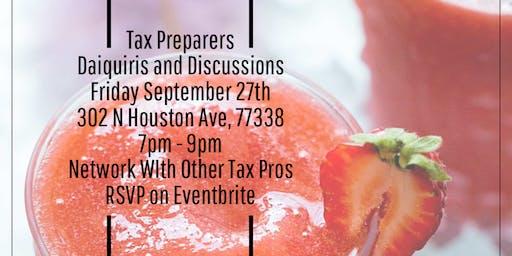 Tax Talk: Daiquiris & Discussions