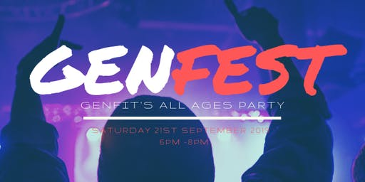 GENFEST - ALL AGES PARTY!