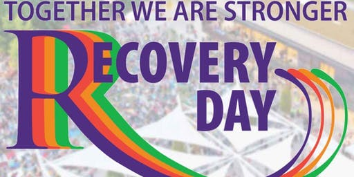 Utah Recovery Day Celebration -  A Different Kind of Strong