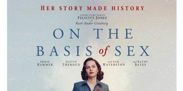 First Friday Flicks: On the basis of sex - Tea Gardens