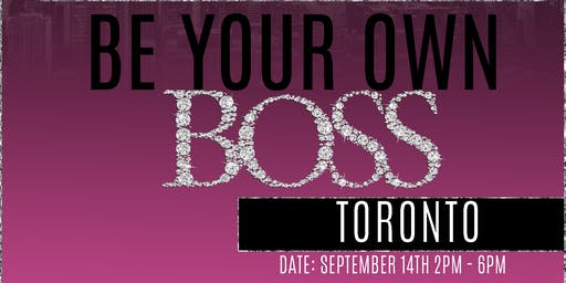 BE YOUR OWN BOSS (BYOB) CONFERENCE