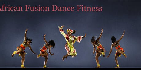 African Fusion Dance Fitness  tickets
