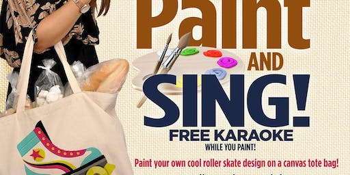 ILWR Paint & Sing Fundraiser