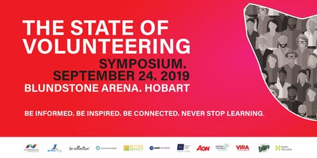 The State of Volunteering Symposium 2019 tickets