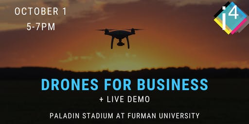 Drones for Business + Live Demo