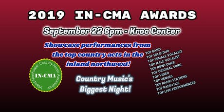 2019 IN-CMA Awards Show tickets