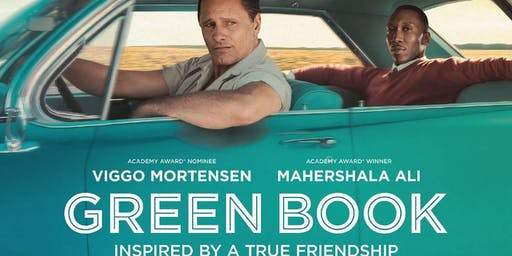 First Friday Flicks: Green book - Tea Gardens
