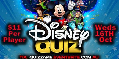 Village Tavern Disney Trivia