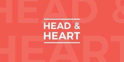 Head & Heart Workshop - Thursday, 10 October
