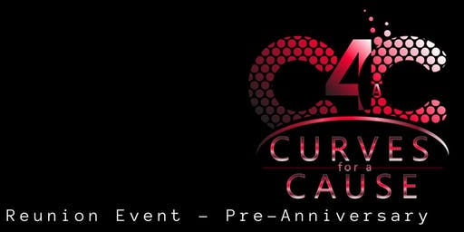 Curves  for a Cause 5th Year Celebration