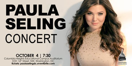 Paula Seling - Concert tickets