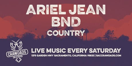 ARIEL JEAN BAND LIVE tickets
