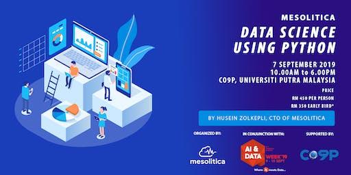 Data Science using Python By Husein Zolkepli