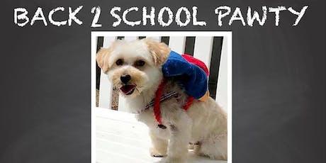 BarkHappy Phoenix: Back to School Pawty Benefiting Arizona Small Dogs! tickets