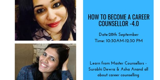 How to Become A Career Counsellor - 4.0 (Webinar)