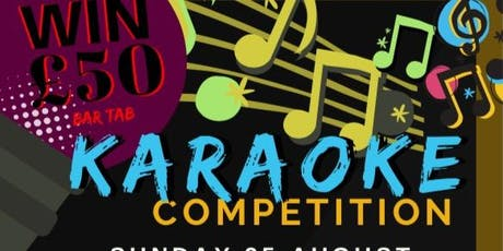 Family fun  Karaoke Competition  - The Cricketers Pub Beeston tickets
