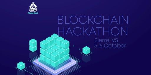 First #ALPINE-HACK on the Blockchain