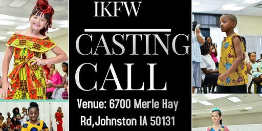 IKFW Casting Call