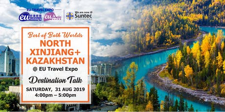 Best of Both Worlds – North Xinjiang + Kazakhstan tickets