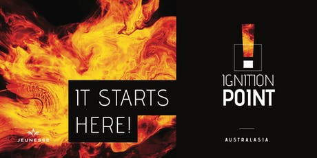 SYDNEY - Chinese Jeunesse Ignition Point Meeting tickets