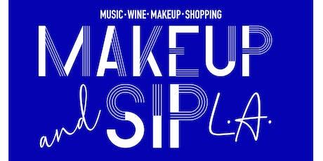Makeup & Sip tickets