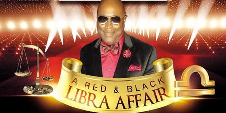 Nathan Arkim Padgett 55th Birthday Celebration and Red & Black Affair tickets