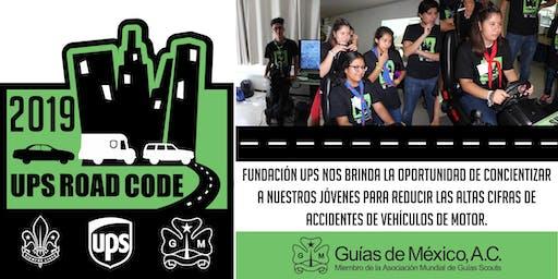 UPS Road Code. Manejo seguro para adolescentes.
