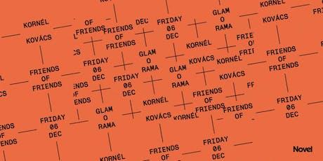 Friends Of Friends with Kornél Kovács tickets