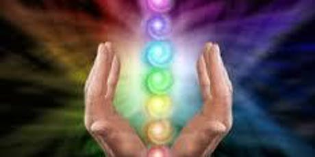 Chakra Healing Meditation & Yoga Nidra tickets