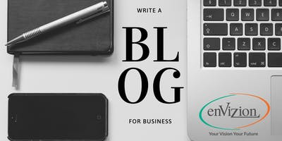Write a Blog for Business