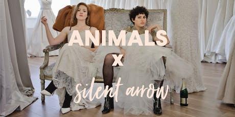 Silent Arrow x Animals Advanced Screening Melbourne tickets