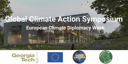 Global Climate Action Symposium: European Climate Diplomacy Week