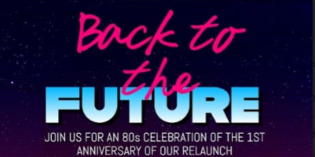 Back to the Future with CCLCV tickets