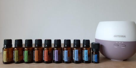 Introduction to essential oils - tools for empowered living tickets