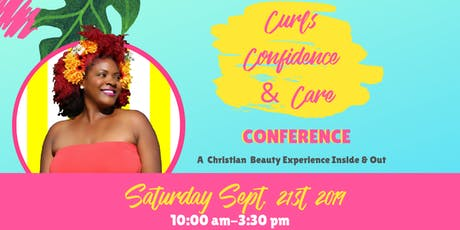Curls Confidence & Care Conference tickets