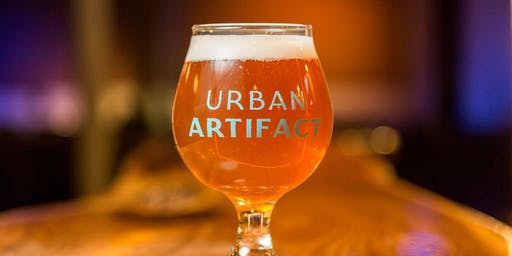 Urban Artifact Beer Dinner @ Stables Steakhouse